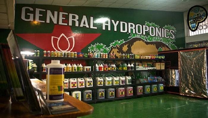 Органические питательные вещества для марихуаны