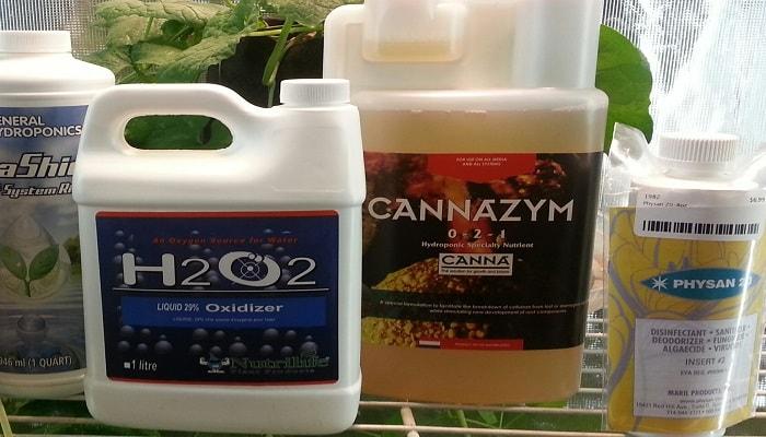 Удобрения для конопли Cannazym