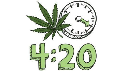 день курения марихуанны