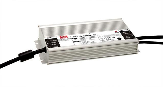 LED-драйвер HVGC-480 – новое поколение качественного освещения