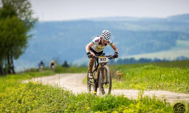 Интервью с Надеждой Коломиец, чемпионкой Украины по велоспорту